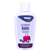 TRG Leather Balm 125ml 118 Black