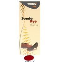 TRG Suede Shoe Dye 50ml 112 Red