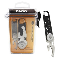 True Utility DAWG 14 In 1 Tool In Weatherproof Hard Case