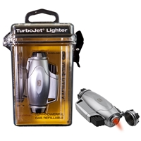 True Utility Turbojet Lighter In Weatherproof Hard Case