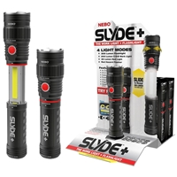 Nebo Slyde Plus Light (16) with Magnetic Counter Stand