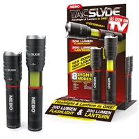 Nebo Tac Slyde (18) with Counter Stand