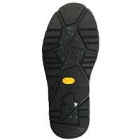 Vibram 008AG Shearling Arctic Grip Sole Unit, Size 9