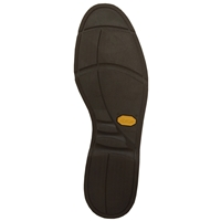 Vibram 2870 Londra Sole Brown Stitch Track Design Size 9/10