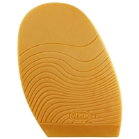 Vibram Leisure Stick on Soles 2.0mm Gents Amber