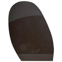 Vibram Ariel Stick on Soles - 2.0mm Gents Tobacco