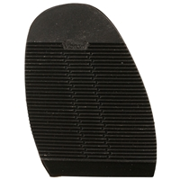Vibram Pavia Half Soles 4.5mm Size 4 Brown