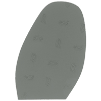 Vibram Easy Way Stick On Soles 1.0mm Ladies Pale Grey