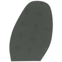 Vibram Easy Way Stick On Soles 1.0mm Ladies Silver