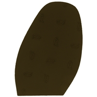 Vibram Easy Way Stick On Soles 1.0mm Gents Ex.Large Tobacco