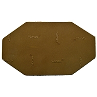 Vibram Drago Toppiece Sheeting 6mm Cappuccino Size 26 x 37cm