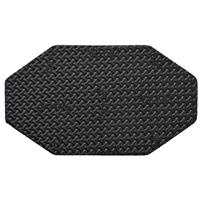 Vibram 8860 Newflex Micro 6mm Black, Sheet Size 90x65cm