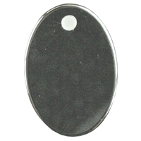 Oval Pet Disc 21mm x 30mm