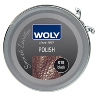 Woly Shoe Polish 50ml Black