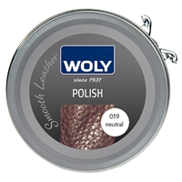 Woly Shoe Polish 50ml Neutral