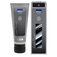 Woly Lack Patent Leather Cream Black 75ml