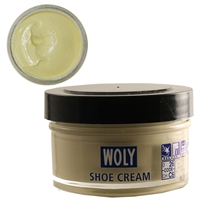 Woly Shoe Cream Jar 50ml Beige 002
