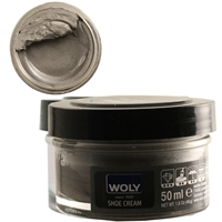 Woly Shoe Cream Jar 50ml Canon De Fusil 345