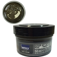 Woly Shoe Cream Jar 50ml Khaki 151
