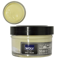 Woly Shoe Cream Jar 50ml Lemon 367