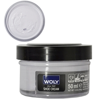 Woly Shoe Cream Jar 50ml Lilac 160