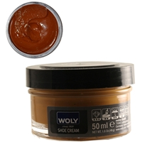 Woly Shoe Cream Jar 50ml Nature 003