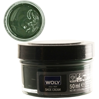 Woly Shoe Cream Jar 50ml Pine 165