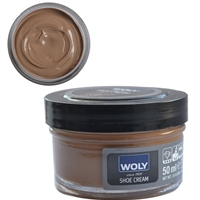 Woly Shoe Cream Jar 50ml Rich Brown 043