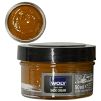 Woly Shoe Cream Jar 50ml Scotch 124