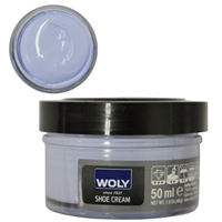 Woly Shoe Cream Jar 50ml Sky 369