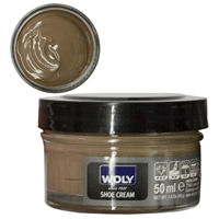 Woly Shoe Cream Jar 50ml Terra 152