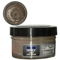 Woly Shoe Cream Jar 50ml Truffle 009
