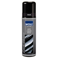 Woly Lack Patent Liquid Black 75ml