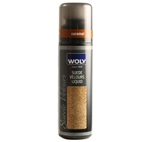 Woly Suede Velours Liquid Renovator Caramel 75ml