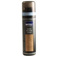 Woly Suede Velours Liquid Renovator Light Blue 75ml