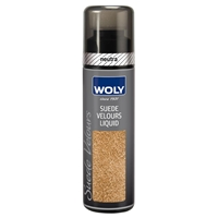 Woly Suede & Nubuck Liquid Renovator Neutral 75ml