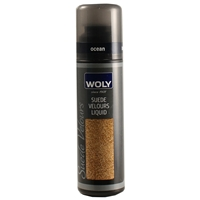 Woly Suede Velours Liquid Renovator Ocean(Navy Blue)75ml