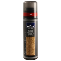 Woly Suede Velours Liquid Renovator Red 75ml
