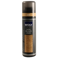 Woly Suede Velours Liquid Renovator Sand 75ml