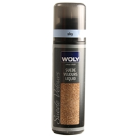 Woly Suede Velours Liquid Renovator Sky 75ml
