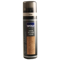 Woly Suede Velours Liquid Renovator Smoke 75ml
