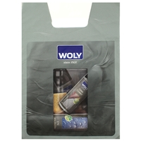 Woly Bags Small (Printed) 34x25cm (Per 50)
