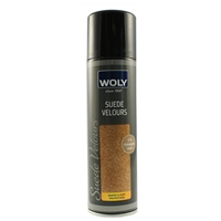 Woly Suede Velours Renovating Spray, Mushroom 250ml