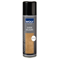 Woly Suede & Nubuck Renovating - Spray, Neutral 250ml