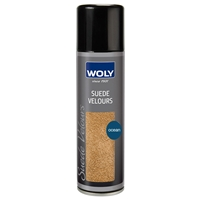 Woly Suede & Nubuck Renovating Spray, Ocean  (Navy Blue)250ml