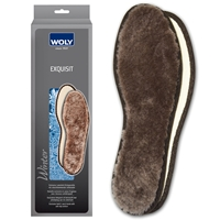 Woly Exquisit Lambs Wool Insole Gents Size 9