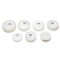 Pack Of 7 Large Round Dies For Glass And Case Press For WT225