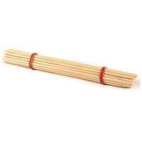 Pegwood Bundle Pack Of 24 3mm Thick 150mm Long