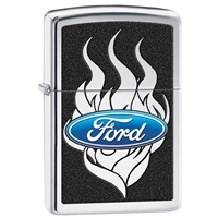 Zippo High Polsh Chrome Lighter