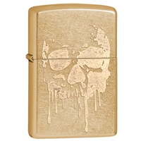 Zippo Gold Dust Lighter